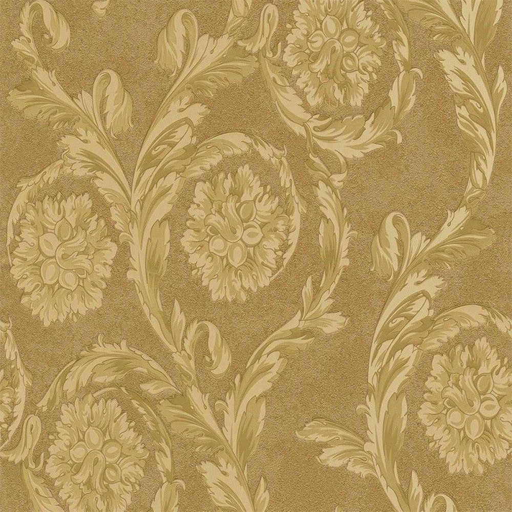 PAPEL DE PARED V.HOME 93588-3 DORADO