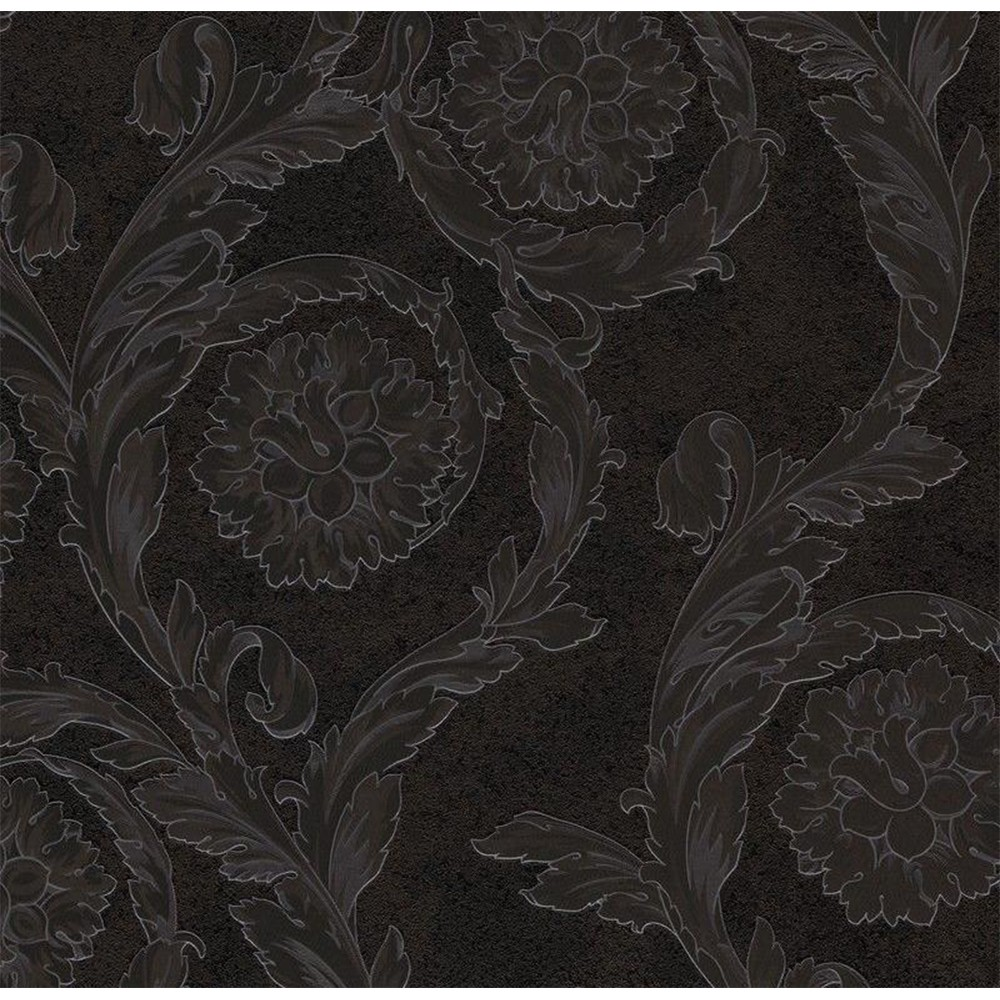 PAPEL DE PARED V.HOME 93588-4 NEGRO